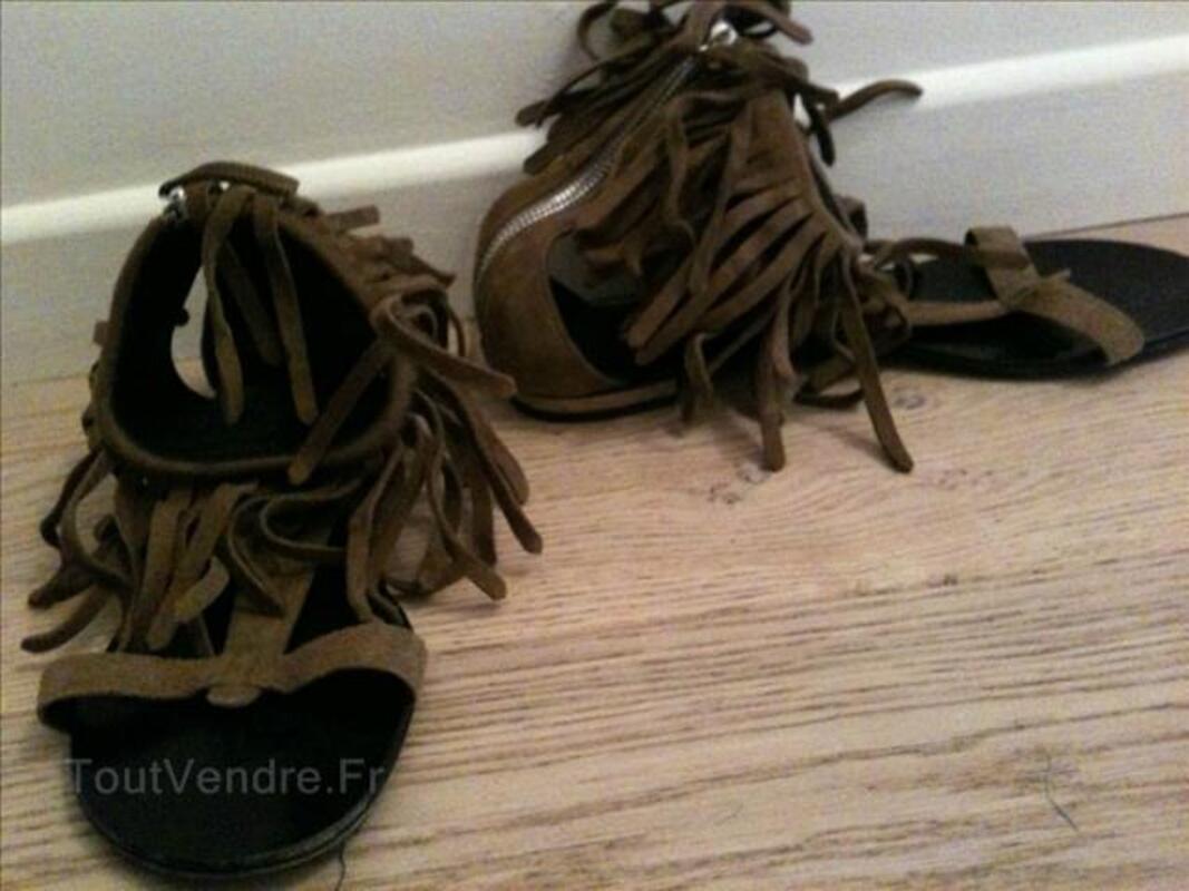 Très jolies chaussures Gipsy pour Balmain 89283333
