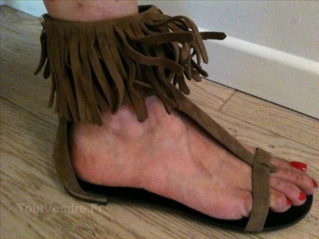 Très jolies chaussures Gipsy pour Balmain 89283335