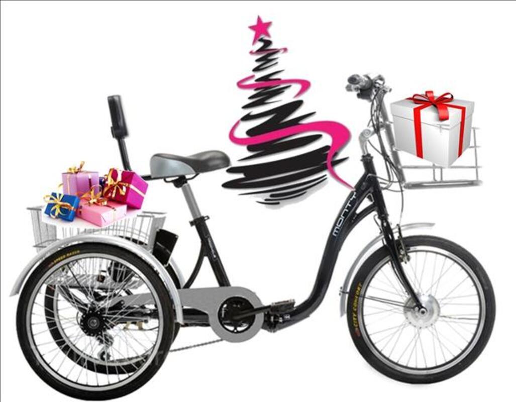 Tricycle à Assistance Electrique pliant NEUF 99458083