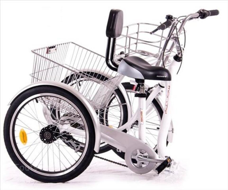 Tricycle à Assistance Electrique pliant NEUF 99458086