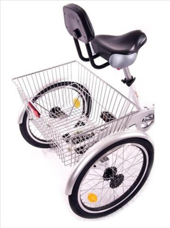 Tricycle à Assistance Electrique pliant NEUF 99458088