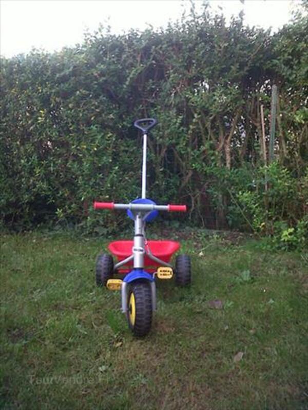 Tricycle enfant BERCHET 64466668