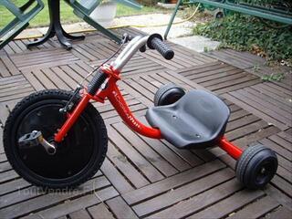 Tricycle enfant chopa .....  tres rare en france