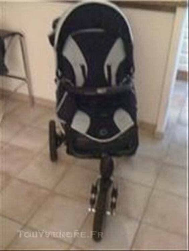 Trio high trek bébé confort + 2 embases + rétroviseur 44944561