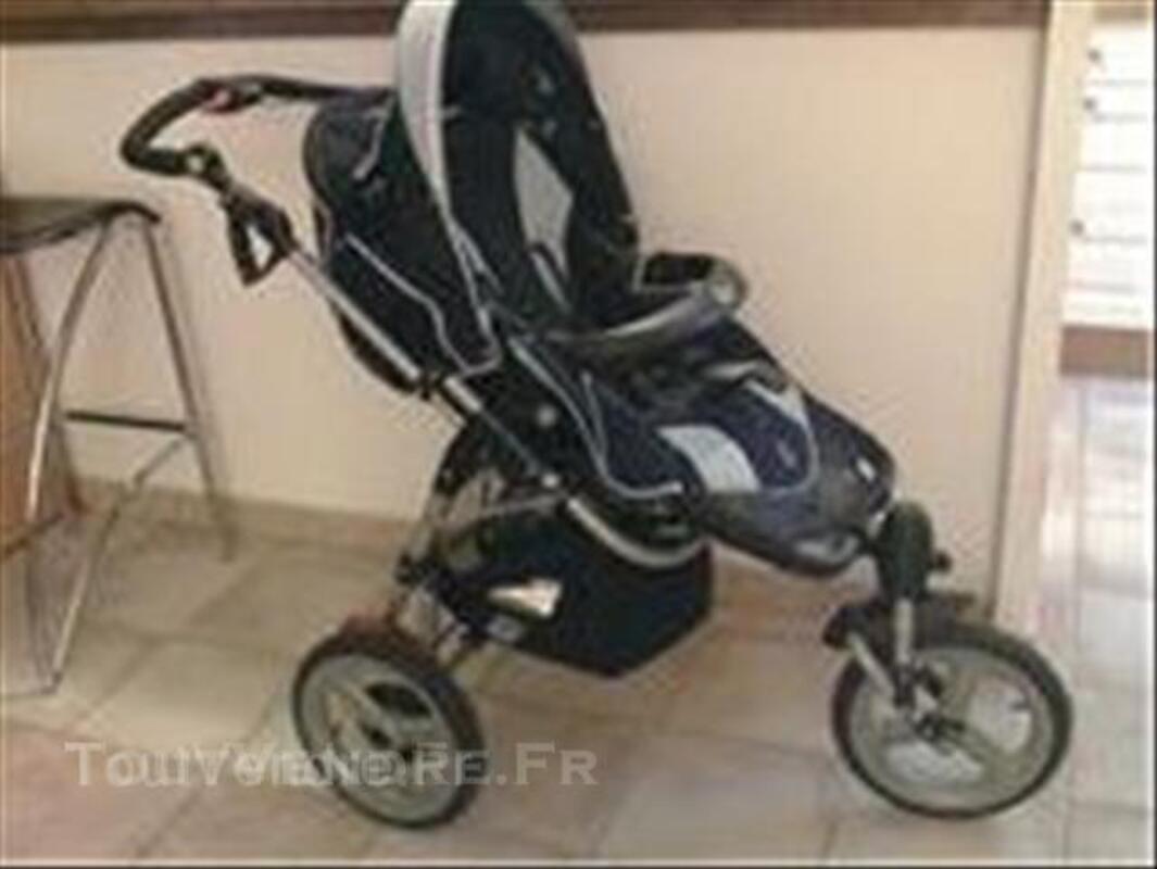 Trio high trek bébé confort + 2 embases + rétroviseur 44944562