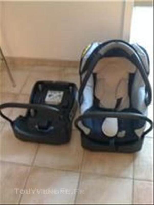 Trio high trek bébé confort + 2 embases + rétroviseur 44944563