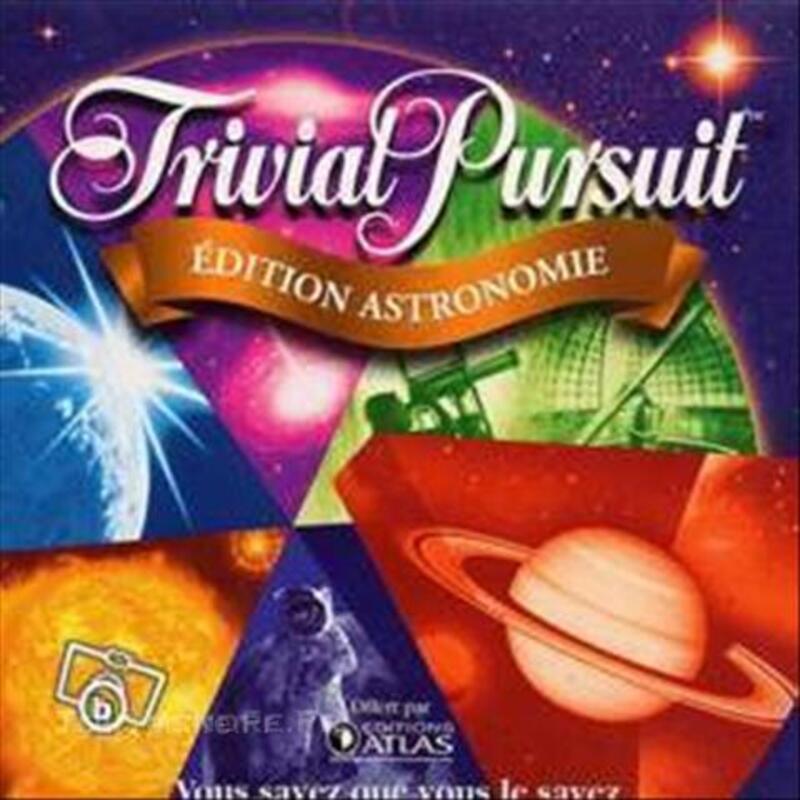 Trivial Pursuit - édition astronomie 44686245