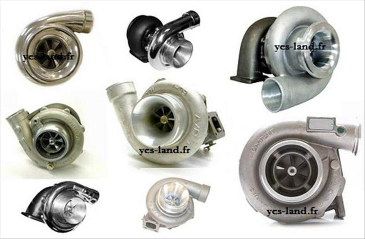 Turbo pour automobile (toutes marques, tous modèle) 75905114