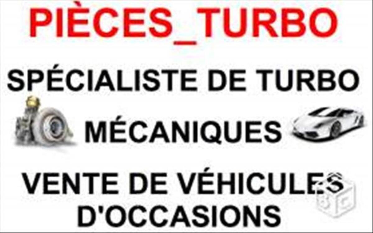 TURBO toutes marques tous modèle aux meilleur prix 100111263