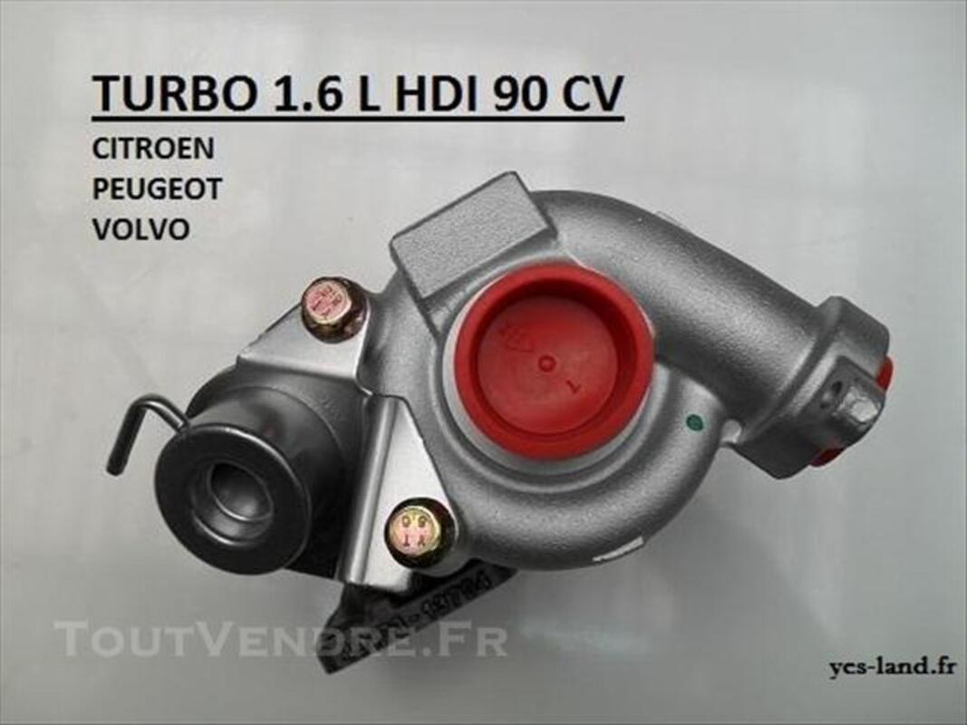 Turbocompresseur Neuf Origine et Echange Standard 75905622