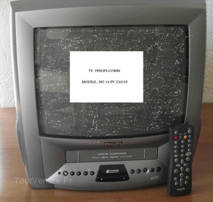 TV Philips combi 64574165