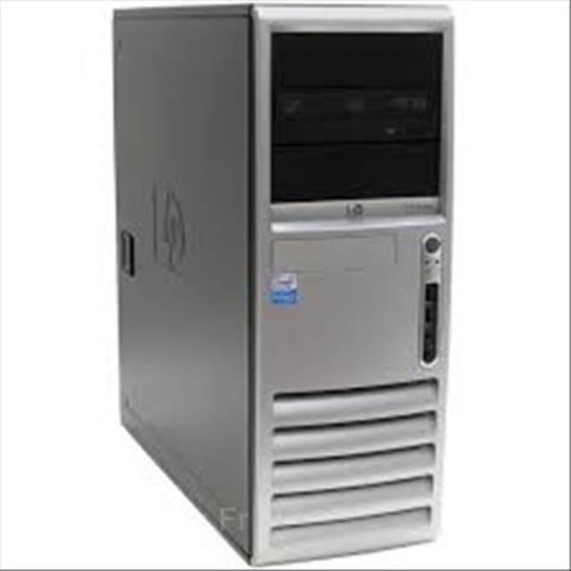 """UNITE CENTRALE HP  dc7600/ CPU 3.00GHz/ECRAN 17"""" 99632410"""
