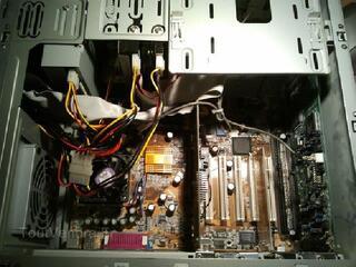 Unité centrale PC AMD DURON 800