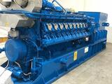 Used MWM Gas Generator 2020 2000kw