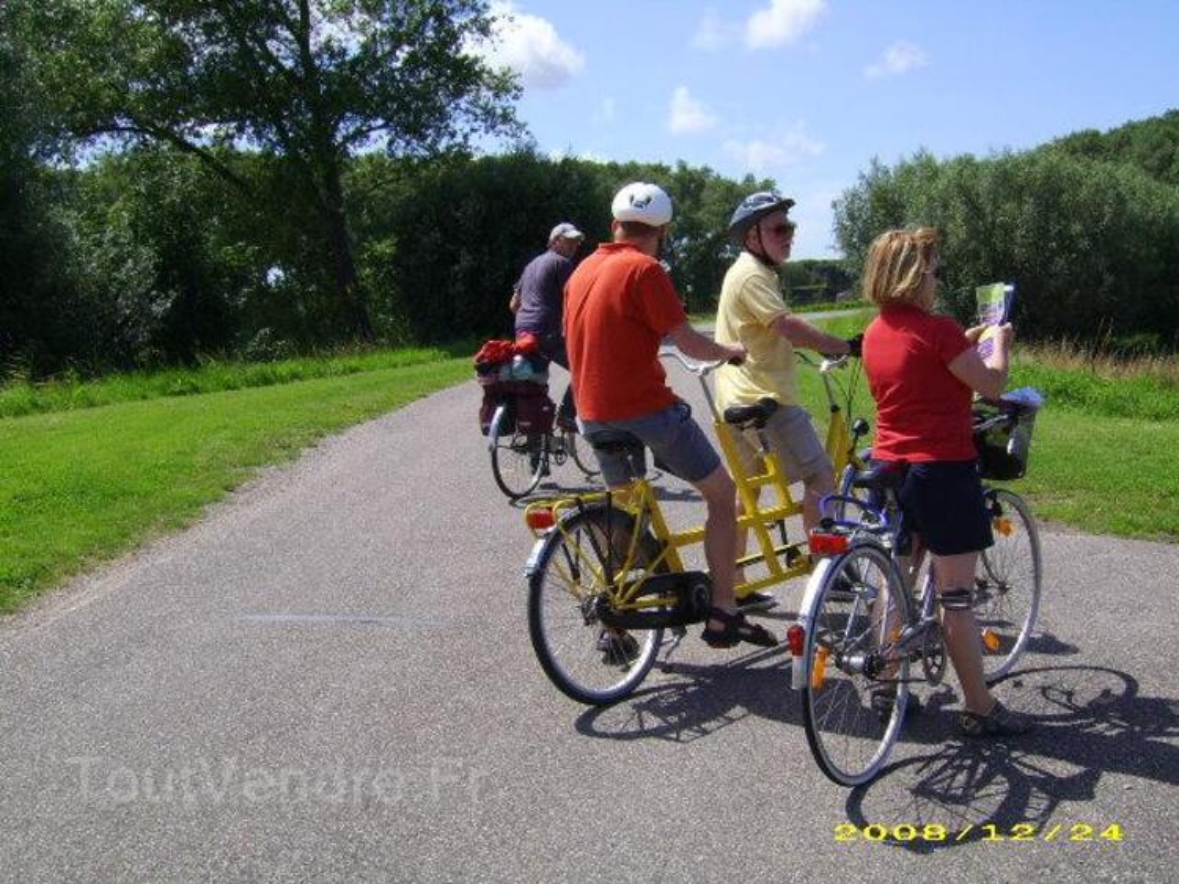 Vacances à vélo tOURISME VERT 35066552