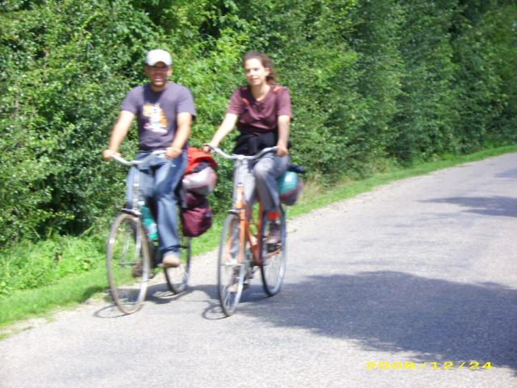 Vacances à vélo tOURISME VERT 35066569