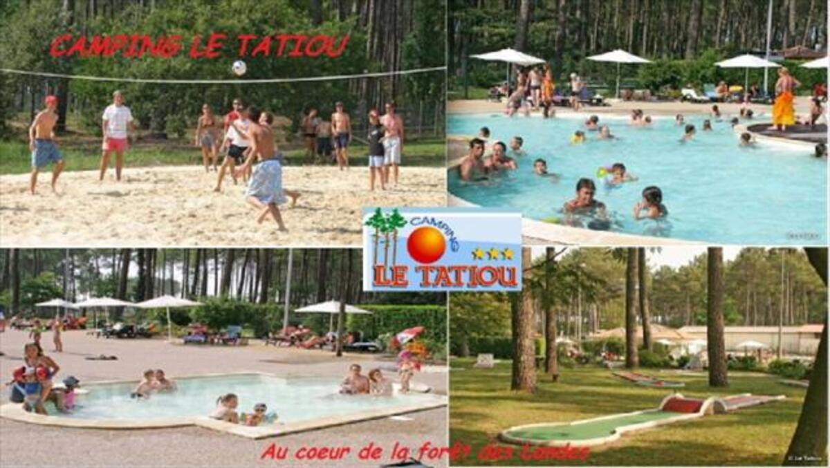 Vacances low cost : Océan, camping 3 étoiles 73467237