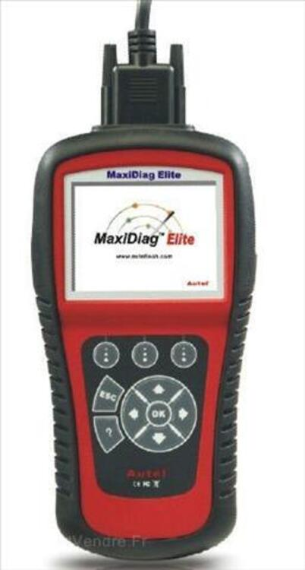 Valise diagnostic Auto AUTEL MaxiDiag Elite - tous Systèmes 66816462