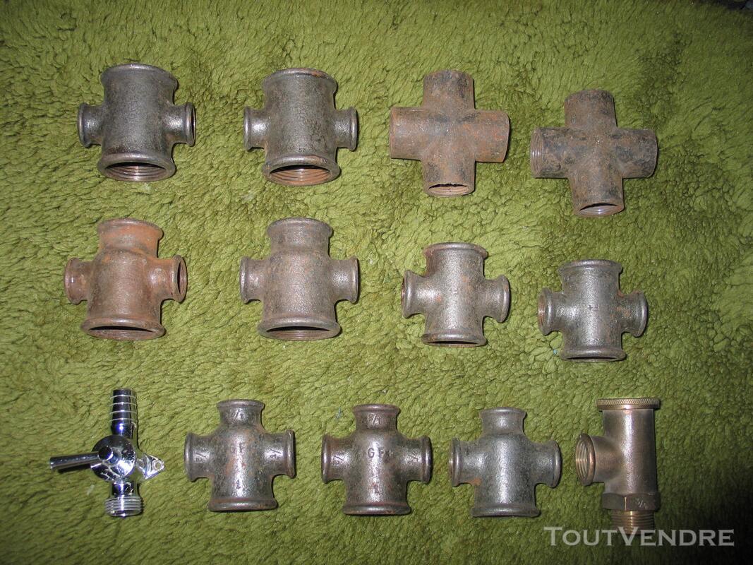 Vannes robinets raccords plomberie 350881253