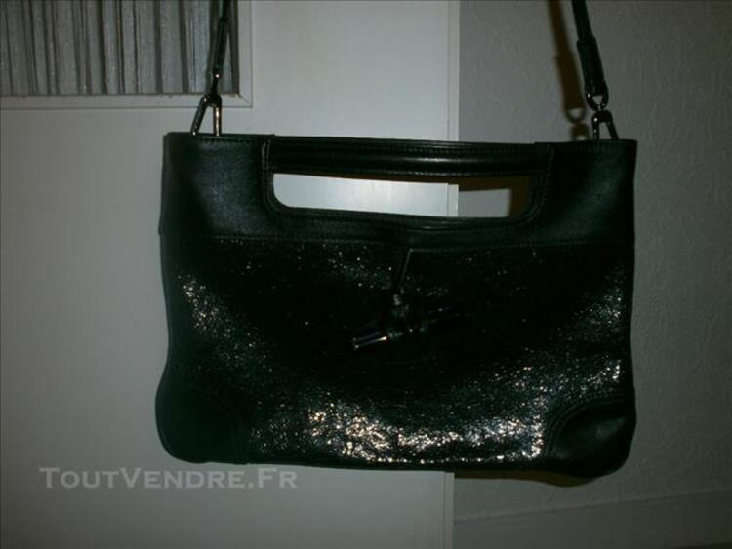 Vd sac femme longchamps noir 85227687