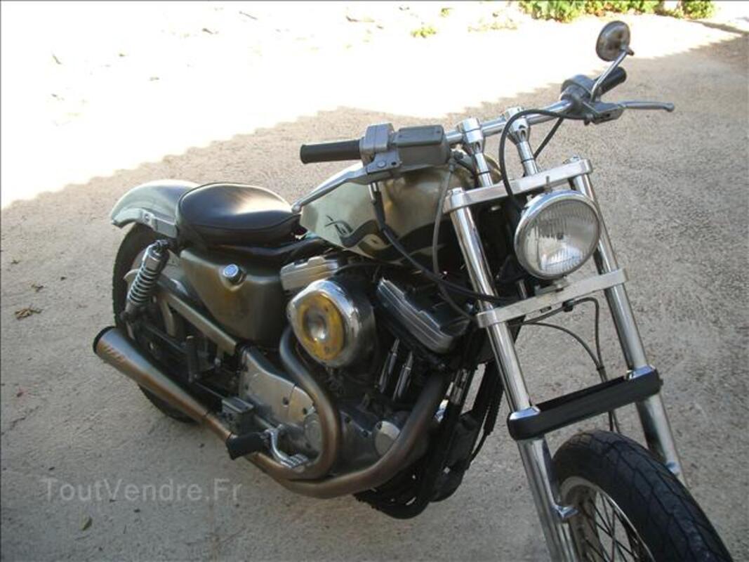 Vds 1200 Sportster Harley Davidson 22137215