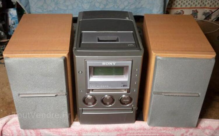Vds mini chaine hifi stereo Sony CMT-M100MD 64615158