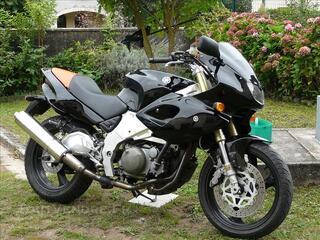 Vds ou echange moto yamaha 660 szr
