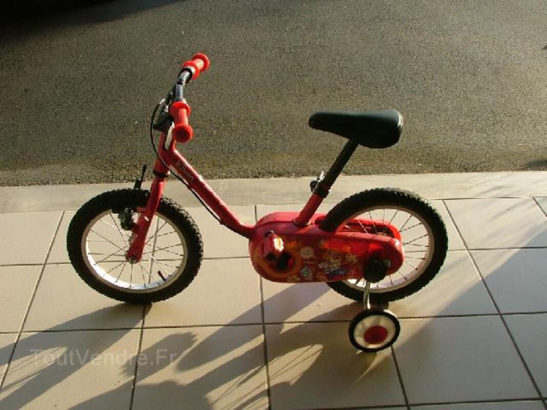 Vélo 14 pouces 91873009