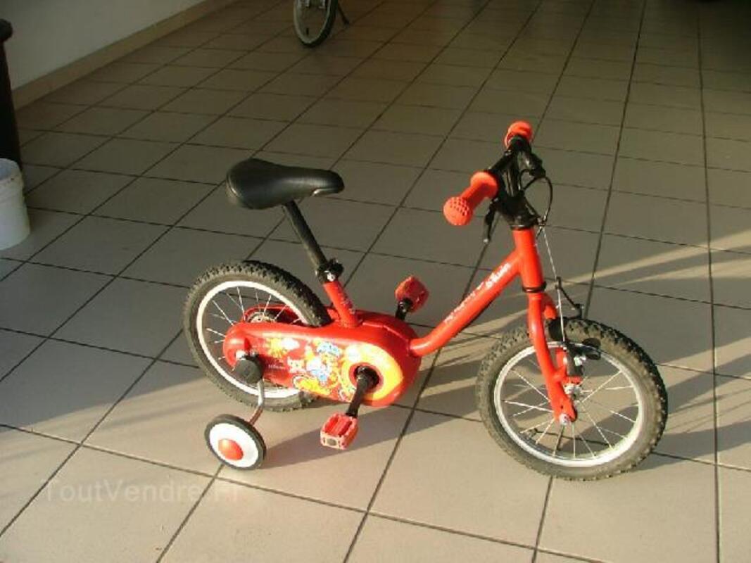 Vélo 14 pouces 91873010