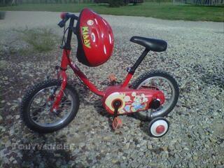 Vélo 3/6 ans