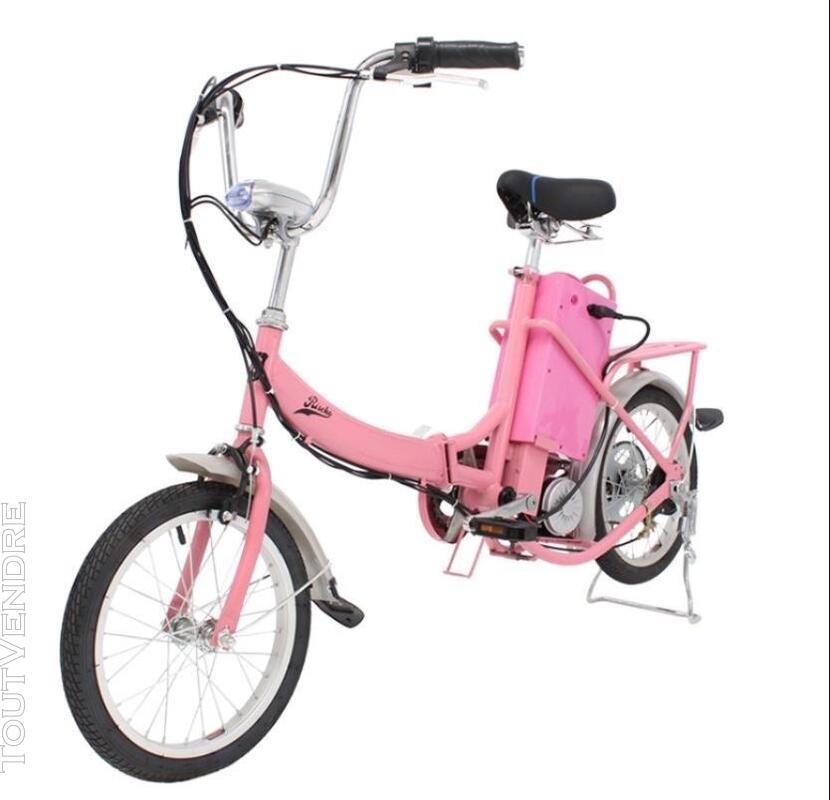 Vélo à assistance électrique pliable 346526266