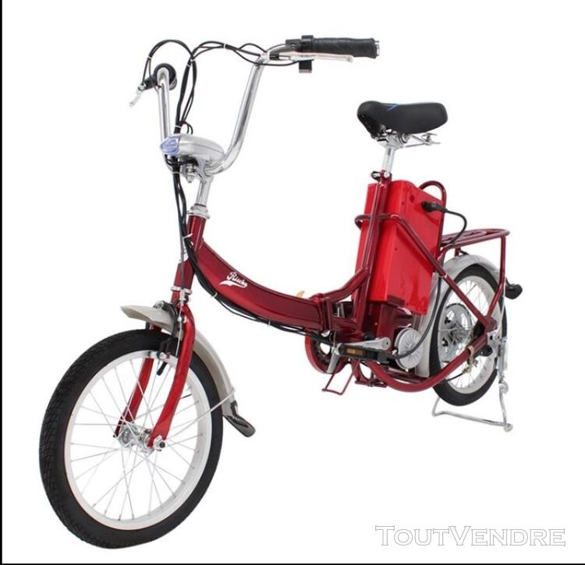 Vélo à assistance électrique pliable 346526269
