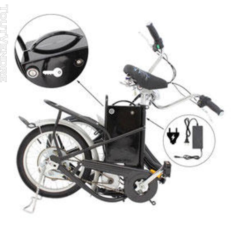 Vélo à assistance électrique pliable 346526272