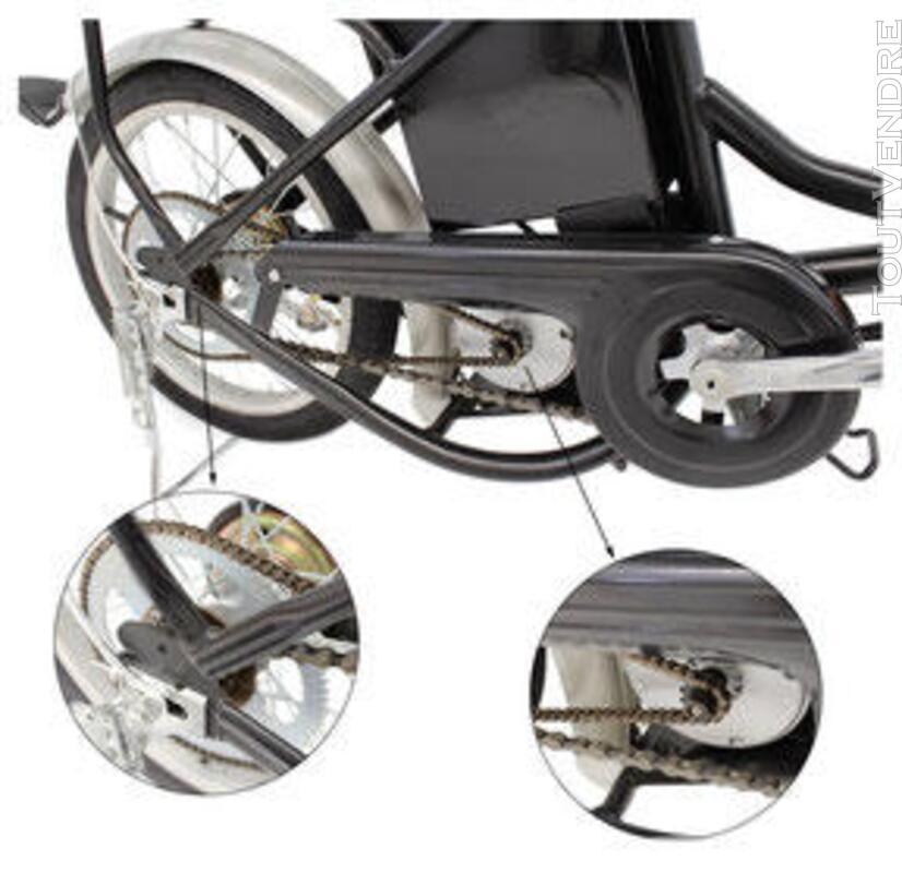 Vélo à assistance électrique pliable 346526278