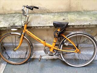 """Vélo adulte pliant """"Peugeot"""""""