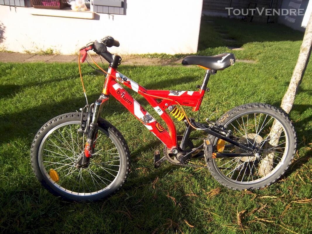 Vélo b'twin 20 pouces 117816154