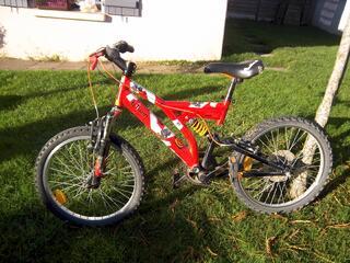 Vélo b'twin 20 pouces