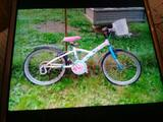 Vélo B-twin fille