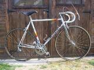 Vélo course modèle top  1985
