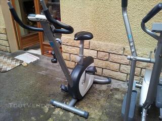 Vélo d'appartement + vélo Elliptique
