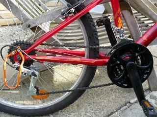 Vélo d'occasion fille junior