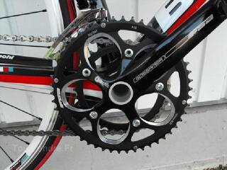 Vélo de course BIANCHI t 53 carbone