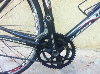 Vélo de course carbon petite taille (51)