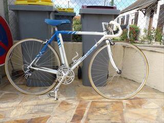 Vélo de course Décathlon challenger