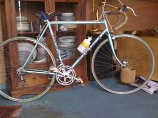 Velo de course Jacques Anquetil 12 vitesses