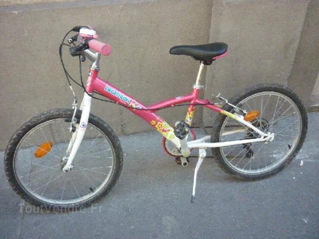 Vélo décathlon 20 pouces enfant btwin 96685778