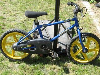 Vélo decathlon série K 16 pouces