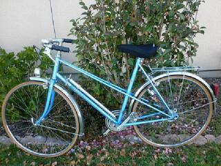 Vélo demi course femme Peugeot