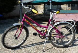Vélo enfant 20 pouces optimalp marmotte