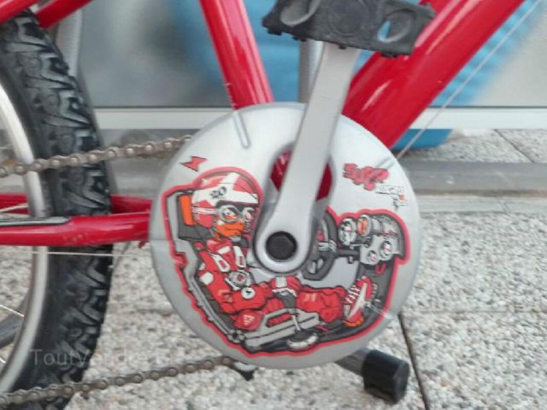 Vélo enfant 20 pouces 102814972